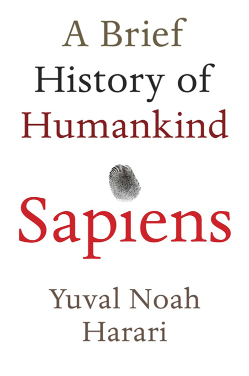 Sapiens: A Brief History of Humanity